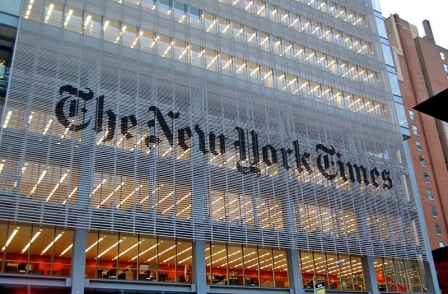 New York Times third-party cookies New York Ties